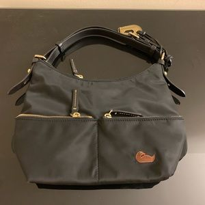 Dooney & Bourke black shoulder bag